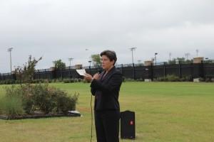 Mayor Karen Hunt
