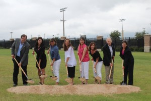 Coppell City Officials and Foundation Board Members